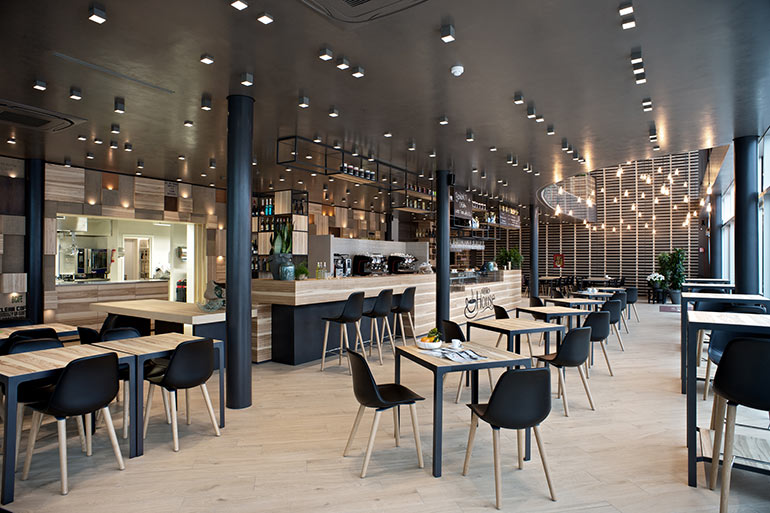 civ đà nẵng thiết kế quán cafe